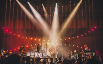 The War on Drugs at Massey Hall