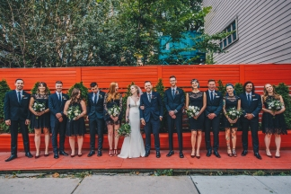 Berkeley Church Queen Street Toronto Wedding