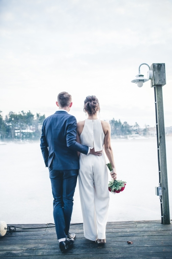 Nova Scotia Winter Wedding