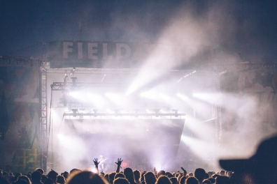 Field Trip Crowd 2017 Toronto