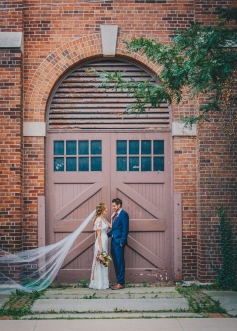 Toronto East End Wedding