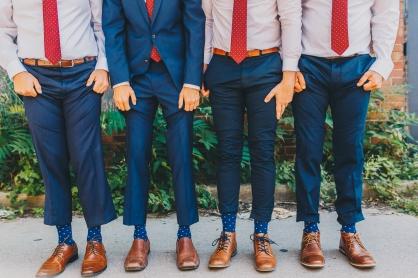 Wedding photos with the boys in Toronto