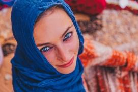 Portrait of Georgia, Morocco