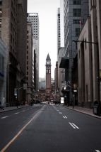 Toronto's Old City Hall.
