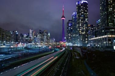 My favourite Toronto vantage point.