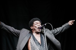 The late great Charles Bradley Live in Toronto
