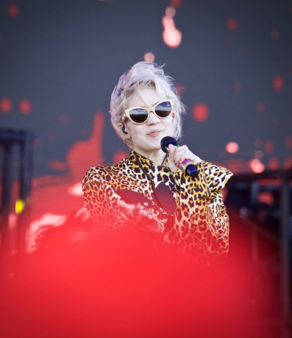 One of my favourites, Grimes