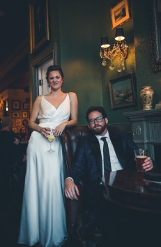 Leah Pollock + Chris DePaul