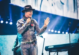 The legend, Gord Downie.