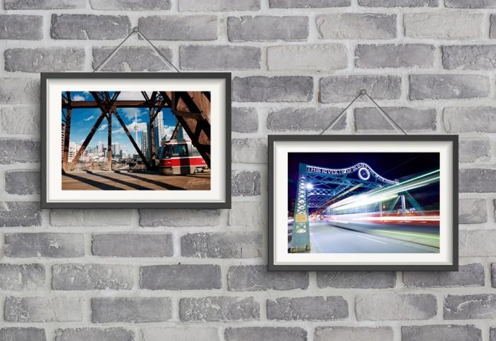 Toronto Streetcar Photographs 2016