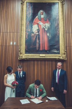Nova Scotia Supreme Court Wedding