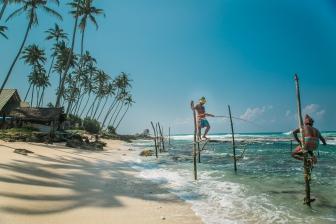 The Stilt Fisherman of Sri Lanka
