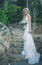 Beach Wedding in Mexico Photograph