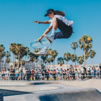 Skater's Paradise: Photographing the Venice Beach Skateboarders