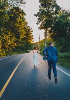 Runaway Bride in Cambridge, ON.