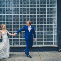 Downtown Love: Andrea + Darcy's Beautiful Toronto Wedding at 99 Sudbury