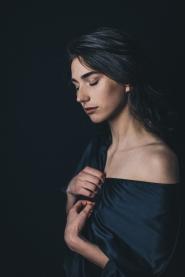 Helena Grace in Toronto Studio