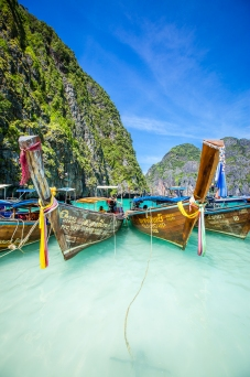 Ao Nang, Phi Phi Islands, Thailand
