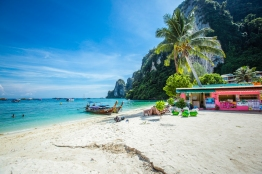 Ao Nang, Phi Phi Islands, Thailand