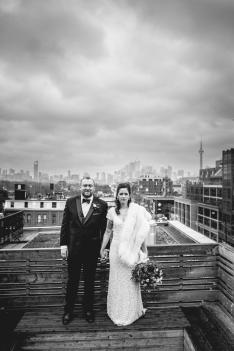 Gladstone Hotel Wedding Toronto