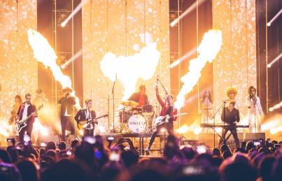 Areklls live at JUNO Awards 2018