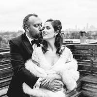 Lisa + Wes: A Party for the Ages Wedding at Gladstone Hotel