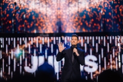Michael Buble hosting the JUNO Awards Vancouver 2018