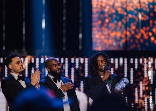 Daniel Caesar and his R&B win at JUNO Awards 2018