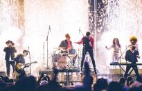 The boys in Arkells lighting up JUNO Awards 2018