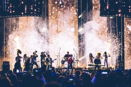 The boys in Arkells lighting up JUNO Awards 2018
