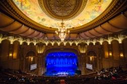Inside Vancouver's brilliant Orpheum Theatre