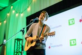 Scott Helman performing