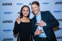 Ruth B and Gregor Robertson