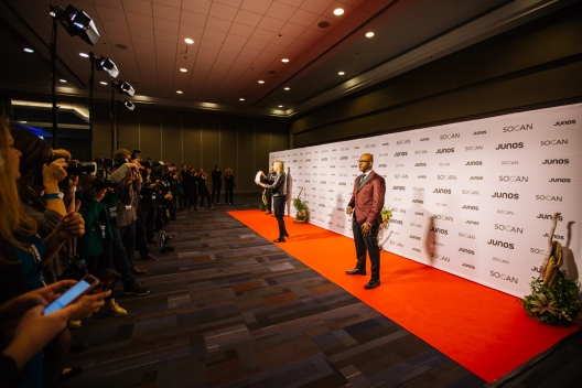 Red Carpet with Maestro Fresh Wes