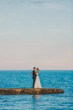 Toronto Wedding Photos at the Beaches