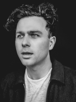 Max Kerman of the Arkells. Shot on iPhone X in Portrait Mode