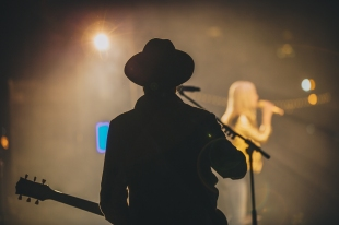 Jimmy Shaw, Metric playing Field Trip 2018
