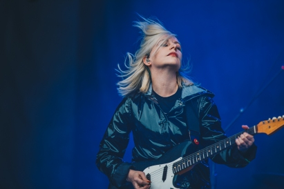 Alvvays playing Field Trip Festival