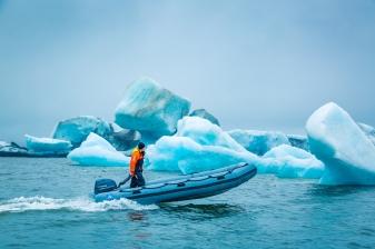 Glacier Hunting in Iceland