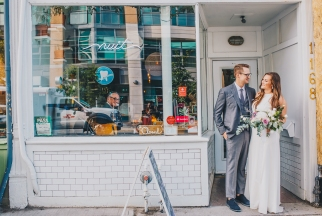 Toronto Wedding at Nuit
