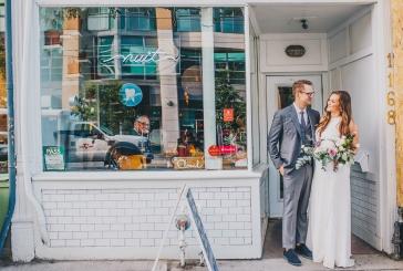 Toronto Wedding at Nuit