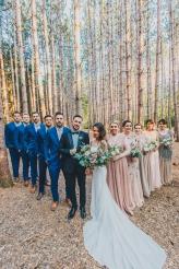 Wedding Day at Kortright Conservation, Summer 2018