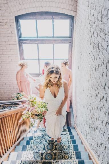 Storys Building Toronto Wedding