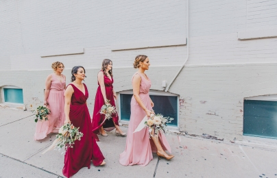 Toronto Wedding at Storys Building