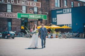 Drake Commissary Wedding Photos