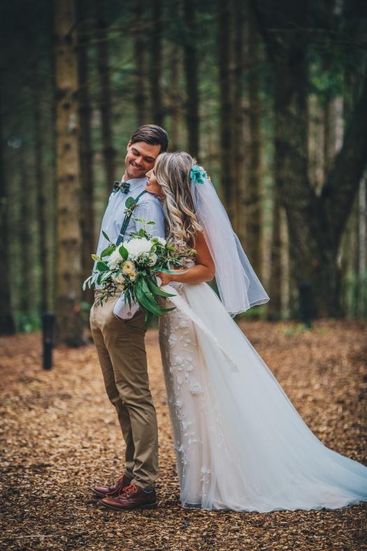 Perfect Summer Wedding Vibes