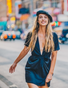 Emily in Chinatown