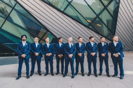 Wedding Photos at the ROM