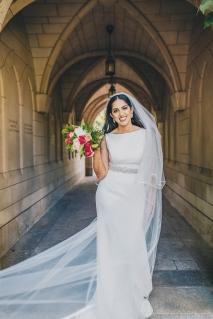 Wedding Photos at University of Toronto