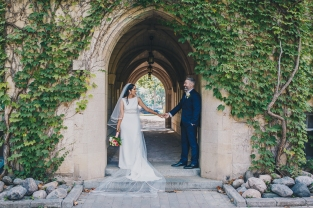 Wedding Photos at University of Toronto